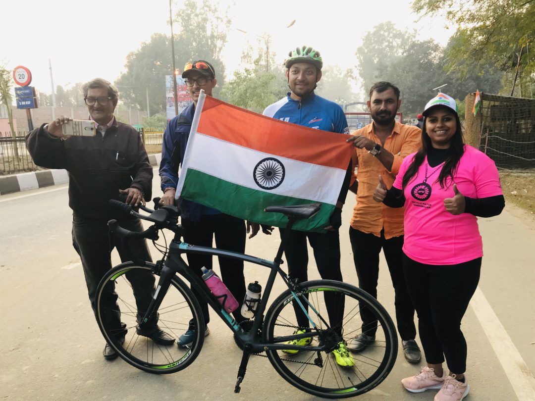 An Indian Ultracyclist's Preparation Ride for Raam 2020