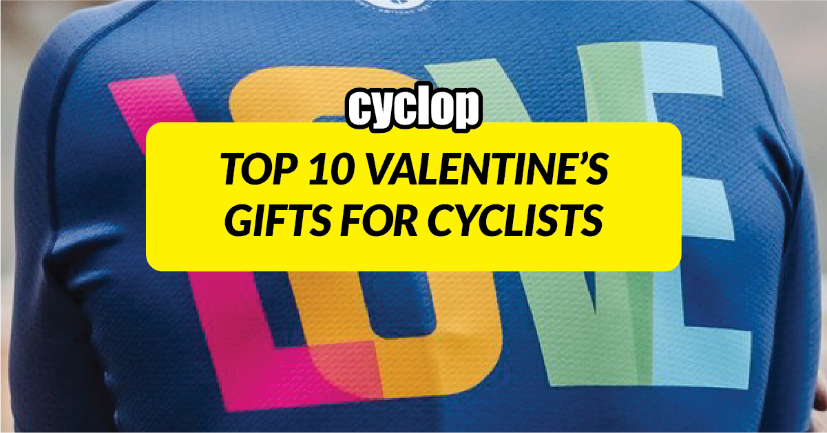 Top 10: Best Gifts for Cyclists This Valentine's Day