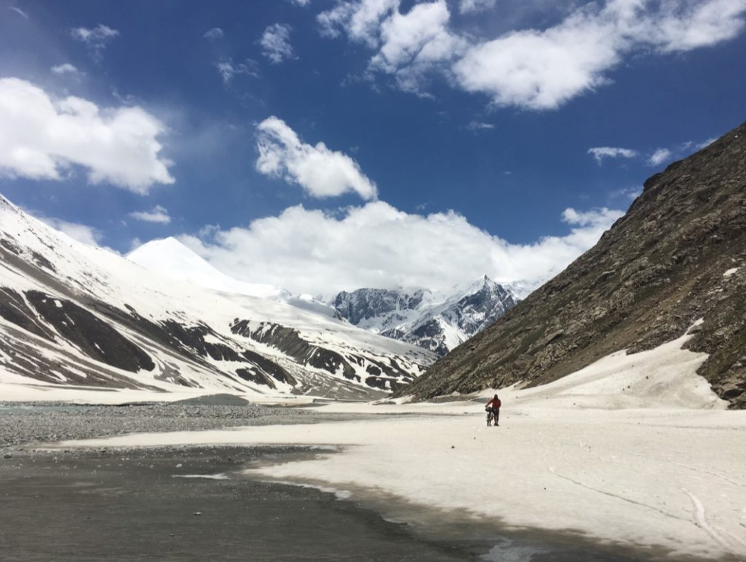 Cycling in Spiti Valley, India—Road or Not!