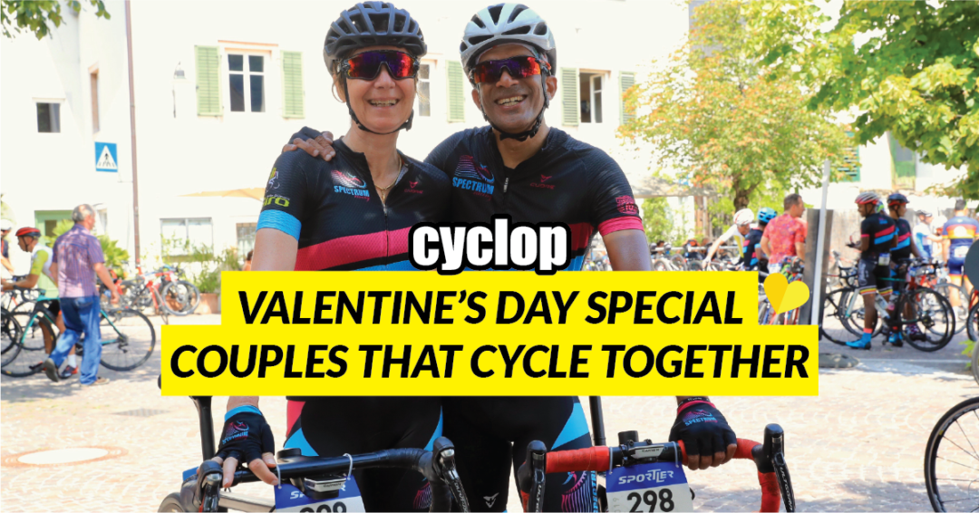 Valentine's Day Special: Meet 7 Couples who Cycle Together!