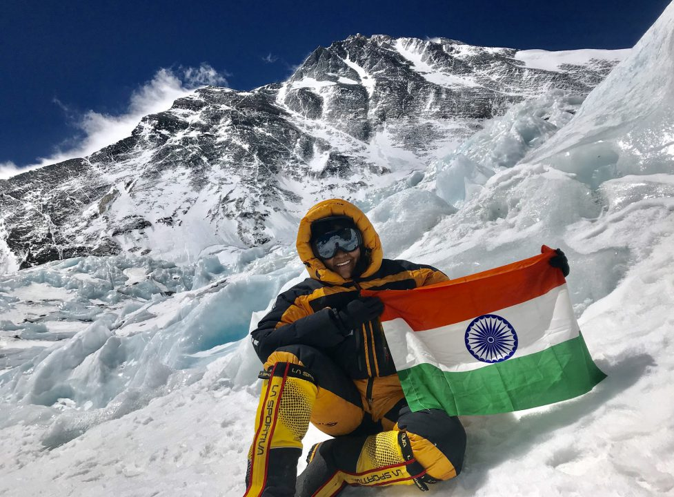 vamini sethi at mt. everest