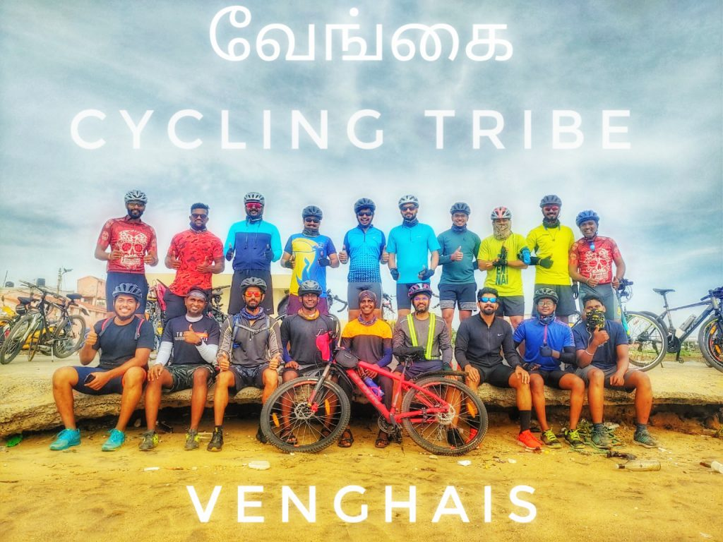cycling tribe group india